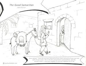 Parable of the Good Samaritan Teach Us the Bible