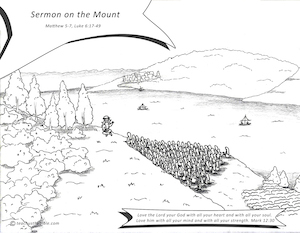 Sermon on the Mount Teach Us